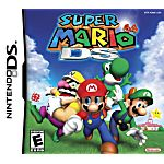 Super Mario 64 DS DS Game