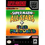 Super Mario All Stars and World