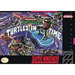 Teenage Mutant Ninja Turtles Tournament Fighters SNES Super