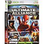 Marvel Ultimate Alliance / Forza 2 Combo