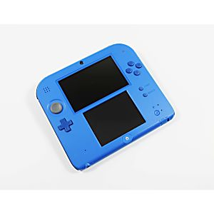Nintendo 3DS 2DS Electric Blue System (Discounted)