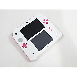 Nintendo 3DS 2DS Peach Pink System - Discounted