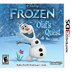 Frozen Olaf's Quest