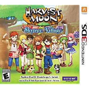 Harvest Moon Skytree Village