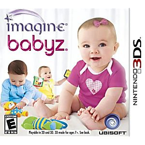 Imagine Babyz 3D