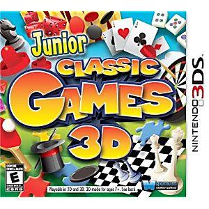 Jr Classic Games