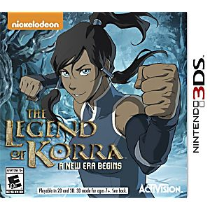 Legend of Korra A New Era Begins
