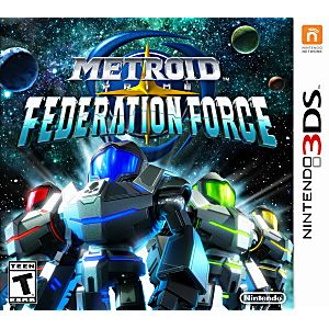 Metroid: Federation Force