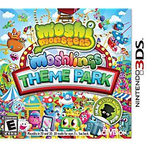 Moshi Monsters 2:Moshlings Theme Park