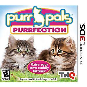 Purr Pals: Purrfection