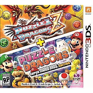 Puzzle & Dragons Z + Puzzle & Dragons Super Mario Bros Edition