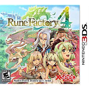 Rune Factory 4