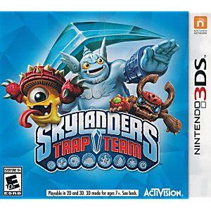 Skylanders Trap Team Game