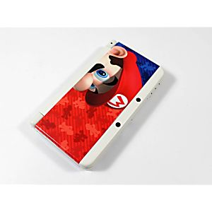 Nintendo 3DS System -New Model- Mario Land Edition (Discounted)