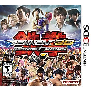 Tekken 3DS Prime Edition