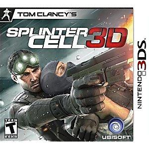 Tom Clancy's Splinter Cell 3D