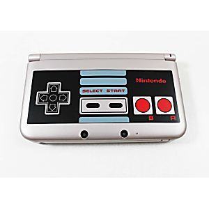 Nintendo 3DS XL NES Edition System