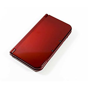 Nintendo New 3DS XL Red System (Discounted)