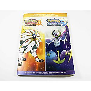 Pokemon Sun & Pokemon Moon Official Alola Region Strategy Guide