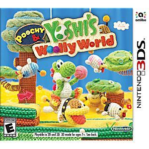 Poochy & Yoshis Woolly World