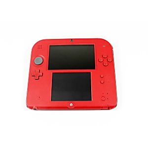 Nintendo 3DS 2DS System - Mario Kart 7 Limited Edition Crimson Red