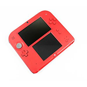 Nintendo 3DS 2DS System - Mario Kart 7 Limited Edition Crimson Red (Discounted)