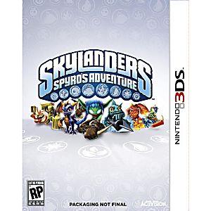 Skylanders Spyro's Adventure Game (no portal/characters)