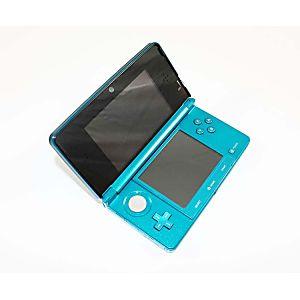 Nintendo 3DS System Aqua Blue - Discounted