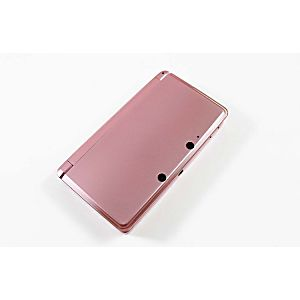 Nintendo 3DS System Pink - Discounted