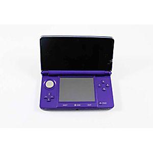 Nintendo 3Ds System - MIDNIGHT PURPLE