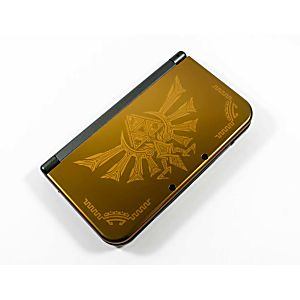 Nintendo New 3DS XL System - Hyrule Gold Edition (Discounted)