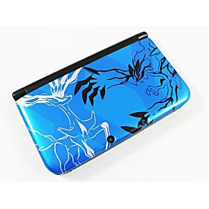 Nintendo 3DS XL System - POKEMON X Y BLUE - Discounted