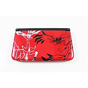 Nintendo 3DS XL POKEMON X Y RED System