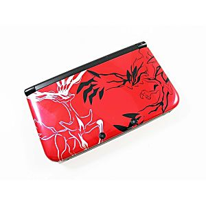 Nintendo 3DS XL System - POKEMON X Y RED (Discounted!)