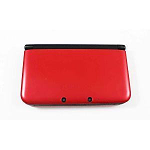 Nintendo 3DS XL System - Red & Black