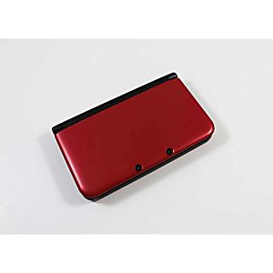 Nintendo 3DS XL System Red/Black - Discounted