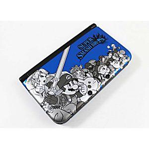 Nintendo 3DS XL Super Smash Bros Blue Special Edition System