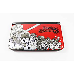 Nintendo 3DS XL System - Red Super Smash Bros Special Edition