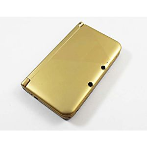 Nintendo 3DS XL System Zelda Gold Limited Edition - Discounted