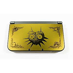 Nintendo New 3DS XL System -  The Legend of Zelda Majora's Mask Edition