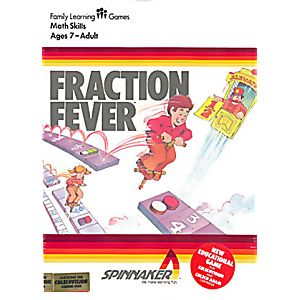 Fraction Fever
