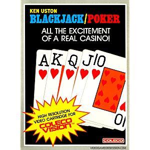 Ken Uston Blackjack-Poker