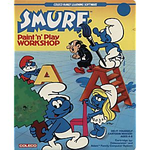 Smurf: Paint 'N' Play Workshop