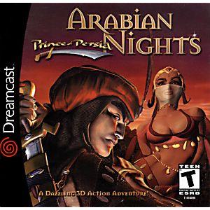 Arabian Nights Prince of Persia