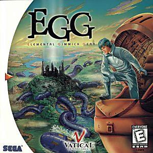 EGG Elemental Gimmick Gear