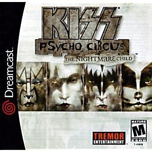 KISS Psycho Circus The Nightmare Child