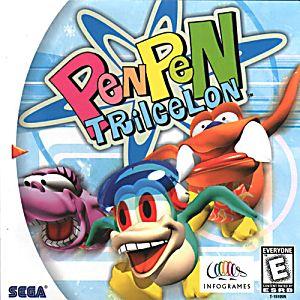 PenPen TriIcelon