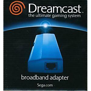 Dreamcast Broadband Adapter