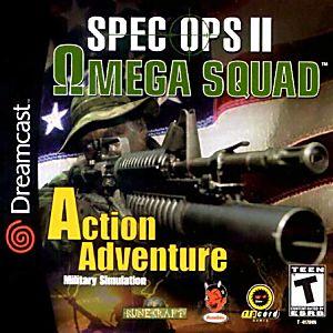 Spec Ops Omega Squad