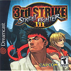 Street Fighter III Third Strike - Fight for the Future